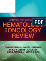 Hoffman and Abeloff's Hematology and Oncology Review
