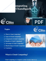 Introduction of Cloud Computing | Cloud Computing Training in Chandigarh