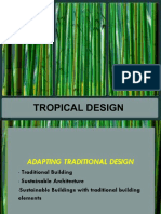 Adapting Traditional Design