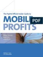 The PayPal Official Insider Guide to Mobile Profits - Make Money Anytime, Anywhere
