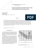 [20837429 - Polish Maritime Research] Comparing Guidelines Concerning Construction of the S-N Curve within Limited Fatigue Life Range