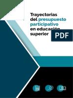 Investigación sobre implementación del Presupuesto Participativo en Medellín, últimos diez años