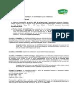 contrato representação comercial