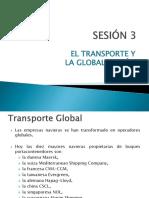 Transporte y Globalizacion