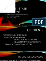 CENTER – STATE RELATIONS ppt.pptx