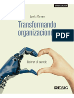 Transformando Organizaciones_ l - Romain Marciano, Sandra;