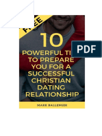 10 Powerful Tips to Prepare You for a Successful Dating Relationship by Mark Ballenger PDF