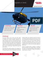 Video-System-Upgrade-on-Aerial-Support-Aircraft-case-study