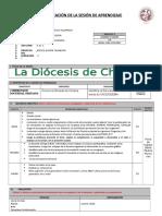 Tema 1 Diocesis de Chosica