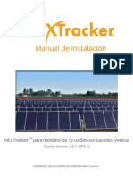 NEXTracker Installation Manual v1.4.1