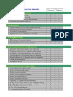 Mid Evaluation Analysis