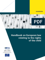 Fra Ecthr 2015 Handbook European Law Rights of the Child En
