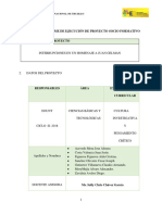 Informe en Homenaje a Juan Gelman, Cultura Investigativa