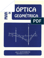 Manual de Optica Geometrica