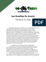 Semillas de acacia - Le Guin, Ursula K