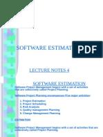 software cost estimation.pdf