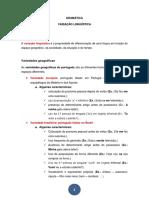 Variação Da Língua_ Dez 2019
