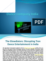 Tron Dance India