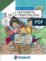 Historieta Tributacion Mayo2019