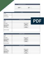 Ficha Resumen Ejecutivo - Analista de Planilla