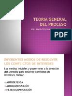 Teoria Del Proceso, Derecho Procesal