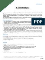 IP Super 5W30