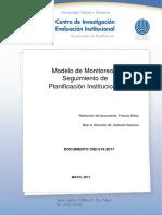 Sistema de Monitoreo y Evaluaciòn Del MEGU 19.06.17 1
