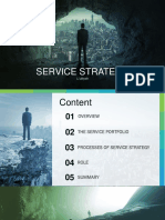 PRESENT ITIL_SERVICE_STRATEGY