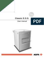 Agfa Classic E.O.S - User Manual