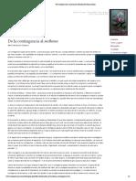 Hortensia Cardenas - De la contingencia al síntoma