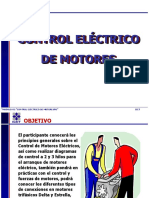 Curso Control Eléctrico de Motores