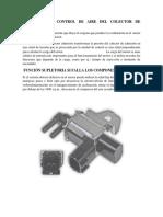 SOLENOIDE DE CONTROL DE AIRE DEL COLECTOR DE ADMISION.docx