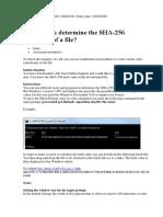 SHA-256 checksum.pdf