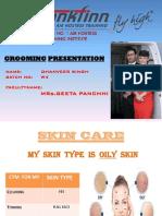 Grooming presentation dhanveer singh new
