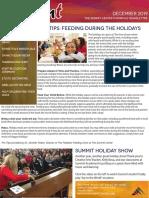 The Summit Center's December 2019 Newsletter