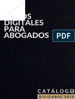 Libros Digitales Para Abogados (Diciembre 2019)