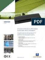 HR942D Catalogue