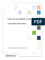WFC813 Flash to HTML MigrationGuide