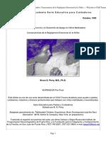Formacion de Vinculos y El Desarrollo de Apego en Ninos Maltratados 1 2 3