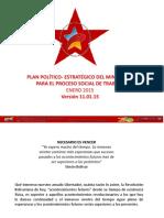 2 Plan Politico Estrategico Del Mpppst