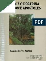 MAXIMO TORRES MARCOS, LA DIDAJE O DOCTRINA DE LOS DOCE APOSTOLES.pdf
