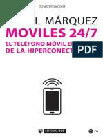 Móviles 24-7_ el teléfono móvil en la era de la hiperconectividad - Márquez, Israel