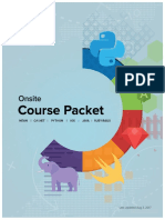 Onsite Course Packet