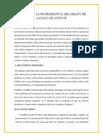 SÍNTESIS DE LA PROBLEMÁTICA DEL DELITO DE LAVADO DE ACTIVOS.docx