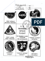 US Manned Space Flight - The Manned Flight Program, The Astronauts