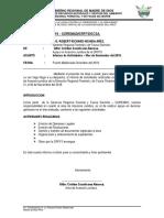 INFORME DE ACTIVIDADES  CHALLCO (1)