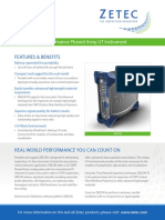 PAUT & TOFD Ultrasonic equipment