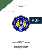 makalah proyeksi gambar teknik.docx