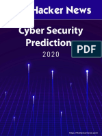 Top 5 Prediction Cybersecurity & Cybercrimes in 2020