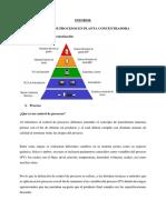 INF. Control de procesos en planta concentradora
